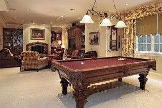Pool table installations in Williamsport