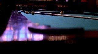 Pool table setup in Williamsport